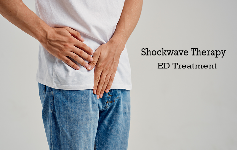 Shockwave Therapy for ED Treatment in Hadapsar