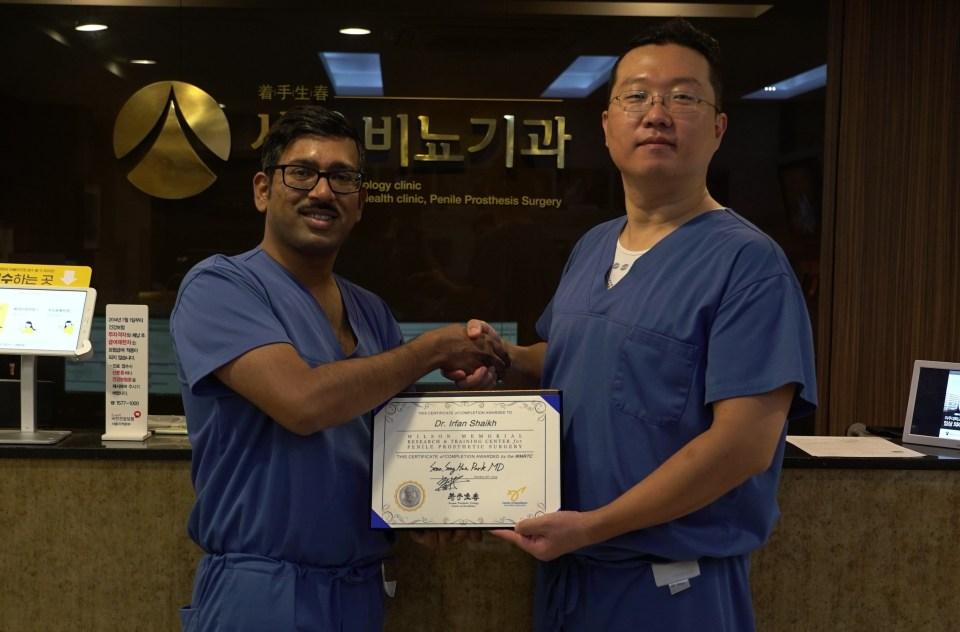 Best Penile Implant Surgeon in Pune - Dr. Irfan Shaikh