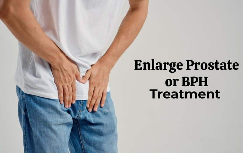 Enlarge Prostate Treatment in Pune