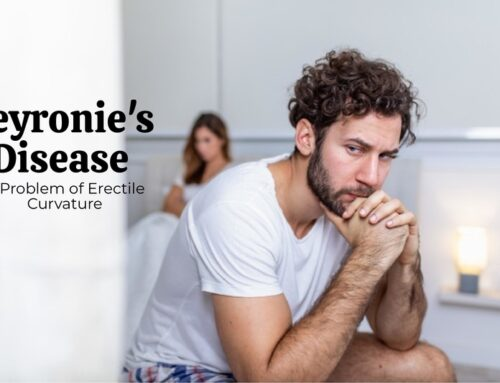 What is Peyronie's disease? Problem of erectile curvature